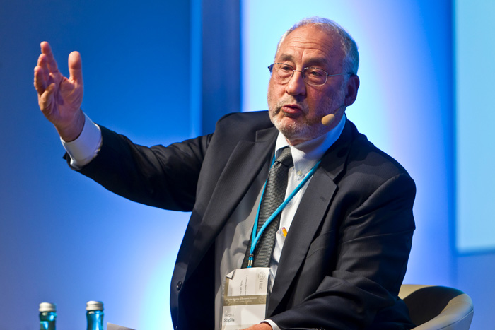 Also highly anticipated: Joseph Stiglitz. Photo: R. Schultes/Lindau Nobel Laureate Meetings