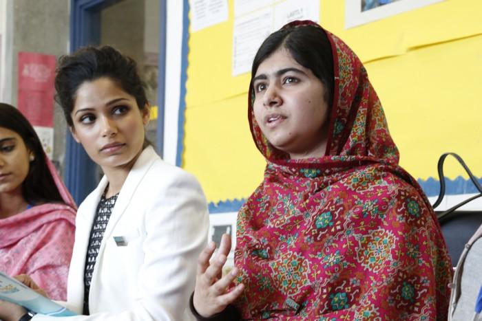 Malala Yousafzai Family | www.imgkid.com - The Image Kid ...