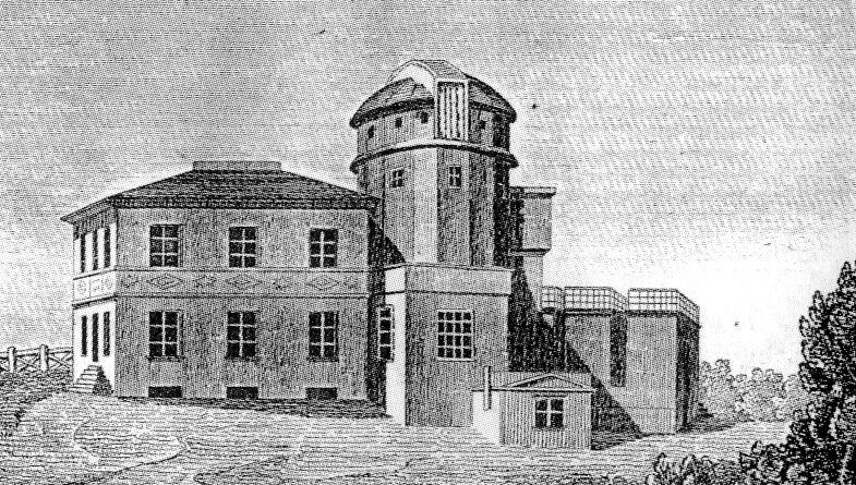 Bessels Sternwarte in Königsberg
