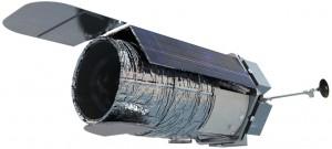 Modell von WFIRST (Bild: NASA)