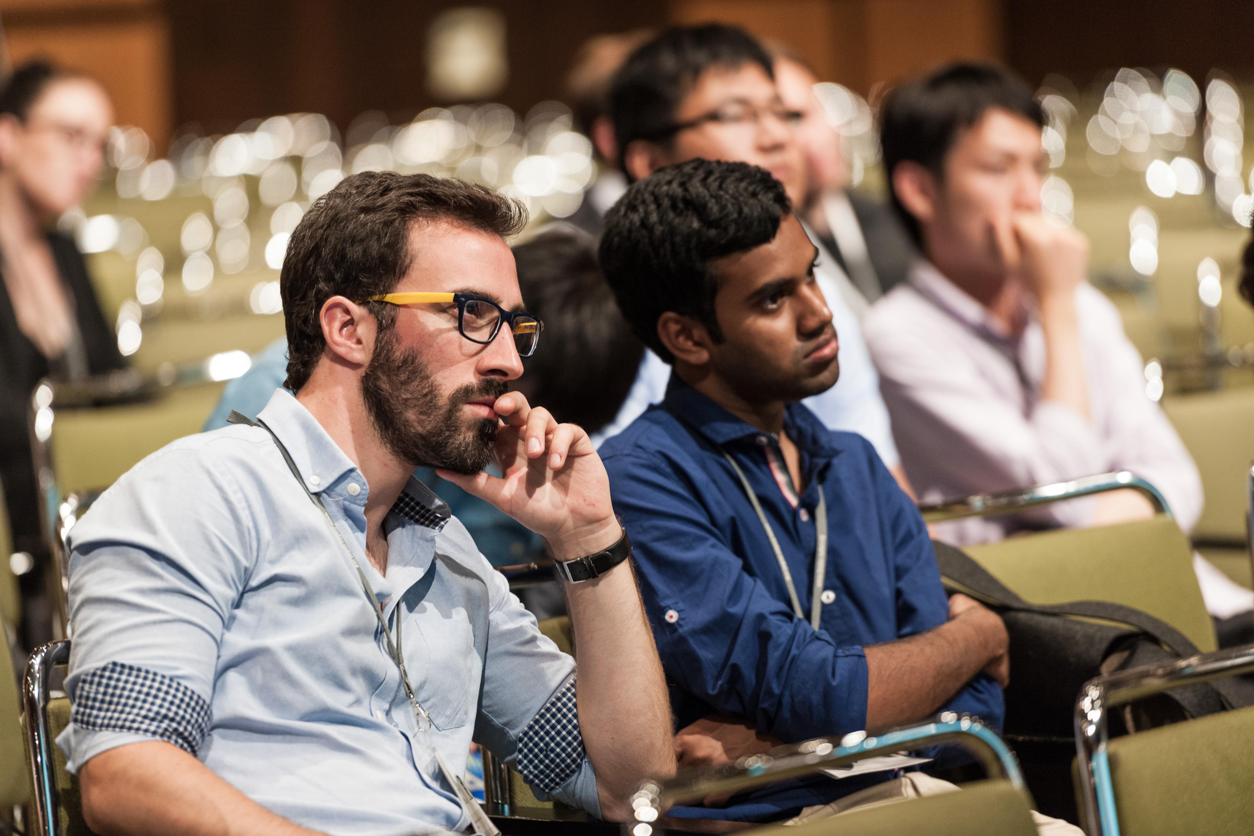 Young Scientists im Fachgespräch mit Serge Haroche, Foto: LNLM
