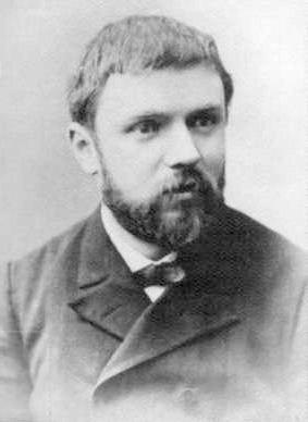 Henri Poincaré (Bild: gemeinfrei)