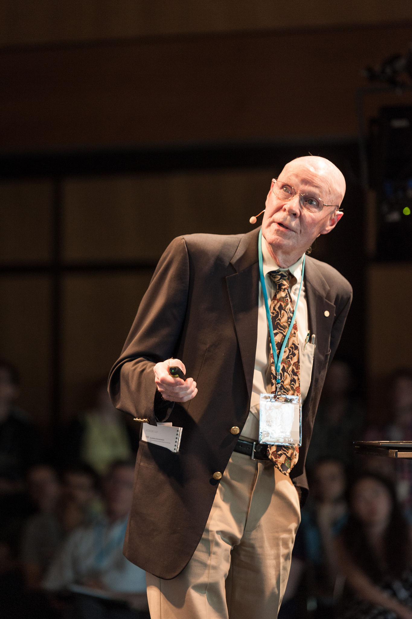 Picture/Credit: Christian Flemming/Lindau Nobel Laureate Meetings