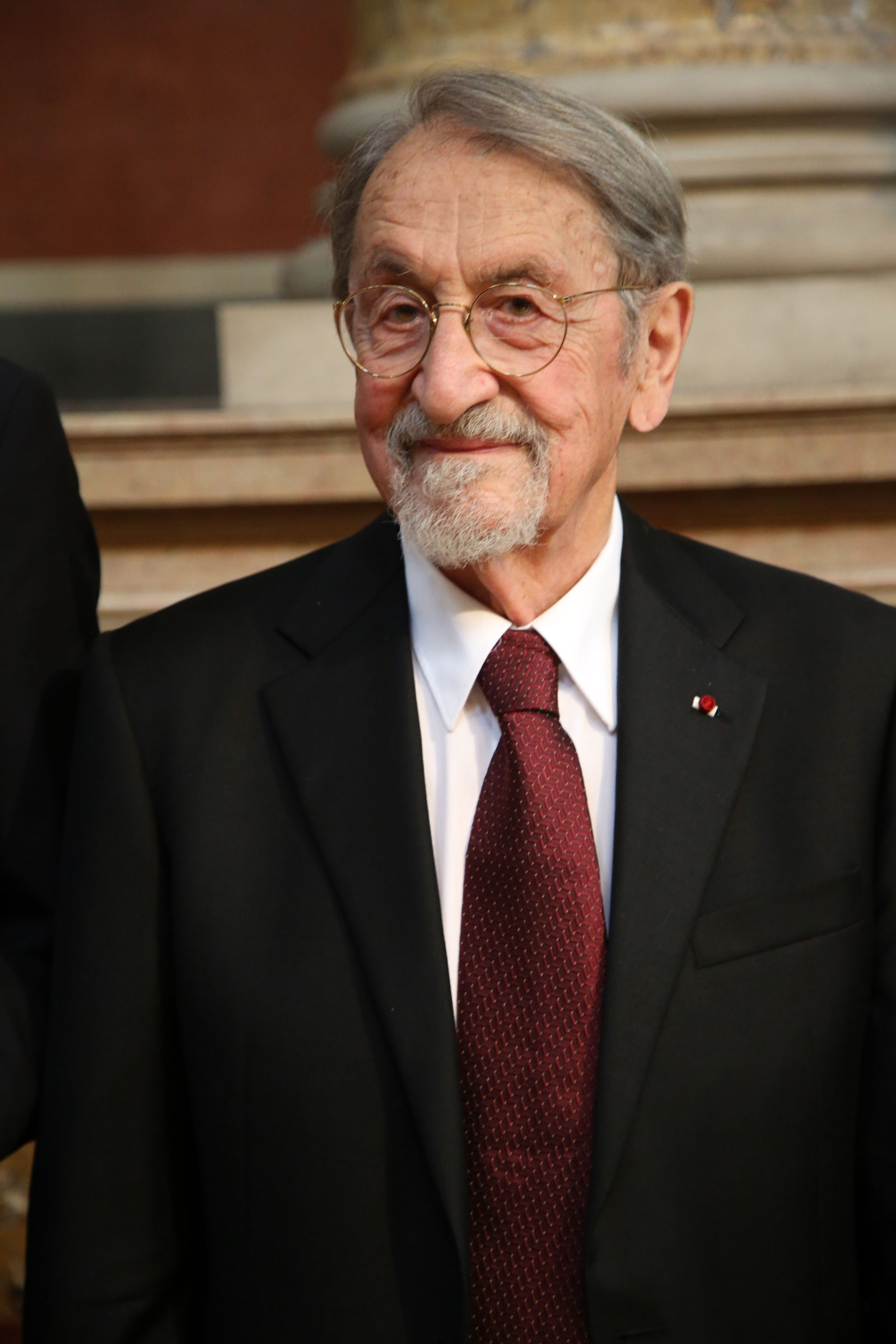 Martin Karplus, Ehrenbürger von Wien, Foto: Franz Johann Morgenbesser, CC BY-SA 2.0