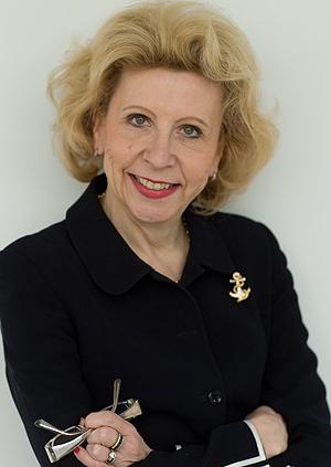 Die berühmte finnische Genetikerin Leena Peltonen-Palotie (1952-2010). Im Alter von zehn Jahren begann sie, sich für Medizin zu interessieren, als ihr Bruder eine Diabetes-Typ-1-Diagnose erhielt. Foto: Tampere University of Technology