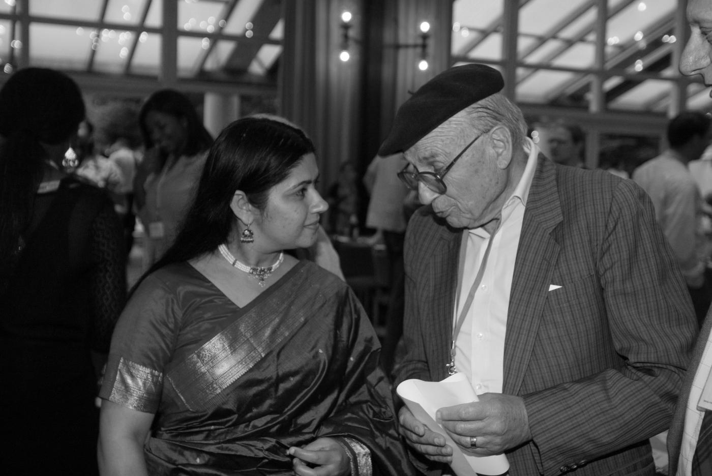 Photo: Ch. Flemming/Lindau Nobel Laureate Meetings