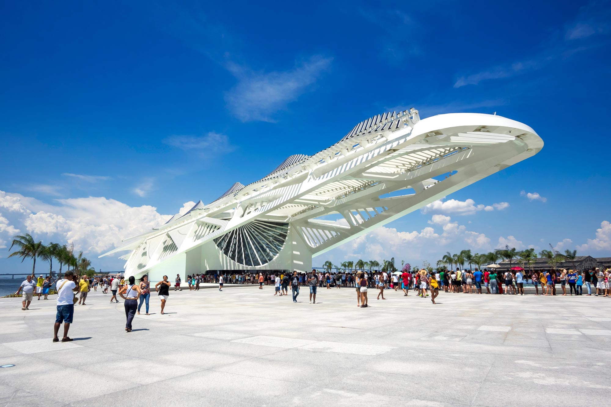 Rio's newly finished Museu do Amanhã (Museum of Tomorrow) is certainly a right step in creating public awareness for science. Still, its construction relied heavily on private sponsors. Photo: iStock.com/rmnunes