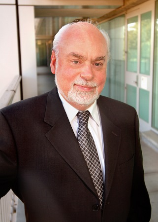 Sir J. Fraser Stoddart currently works at Northwestern University in Evanston, Illinois. Photo: California NanoSystems Institute