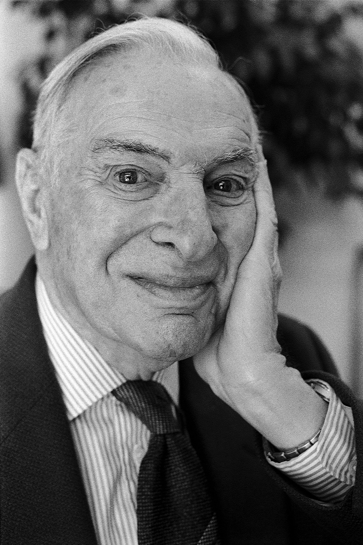 Kenneth Arrow. Photo: Peter Badge/Lindau Nobel Laureate Meetings