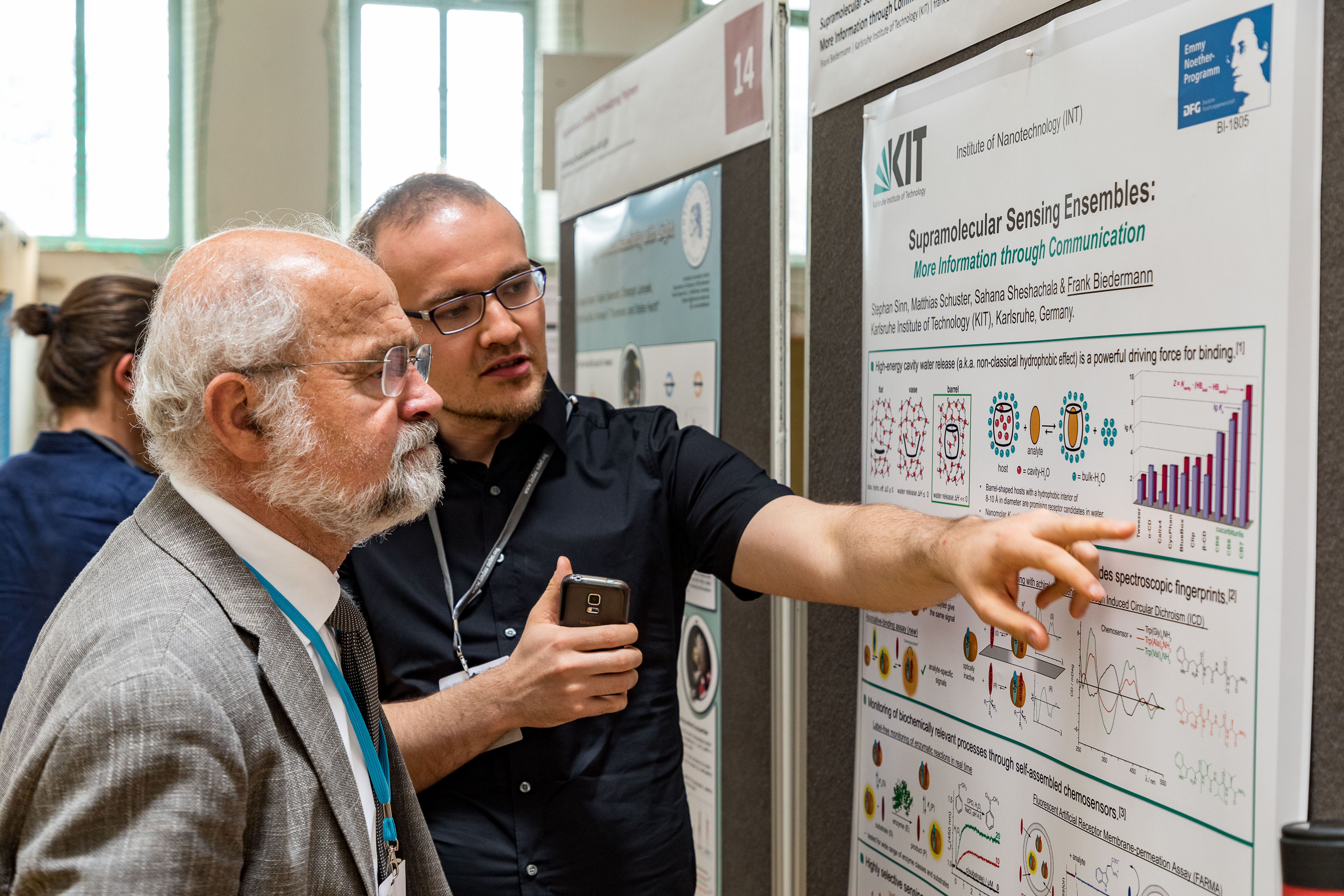 67th Lindau Nobel Laureate Meeting Chemistry, 25.06.2017 - 30.06.2017, Lindau, Germany, Picture/Credit: Christian Flemming/Lindau Nobel Laureate Meetings Poster Session