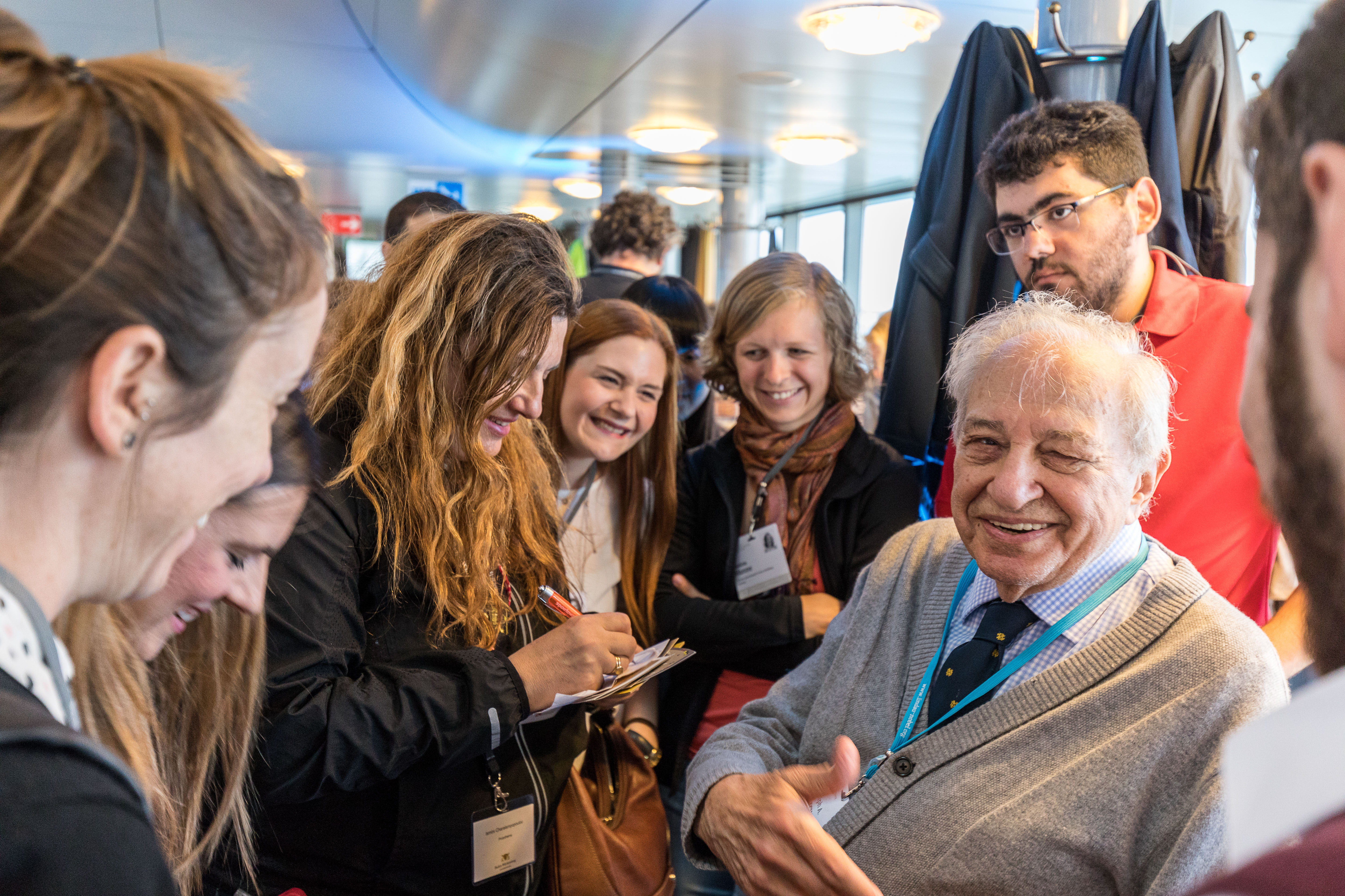 67th Lindau Nobel Laureate Meeting Chemistry, 25.06.2017 - 30.06.2017, Lindau, Germany, Picture/Credit: Christian Flemming/Lindau Nobel Laureate Meetings Boattrip to Mainau Island