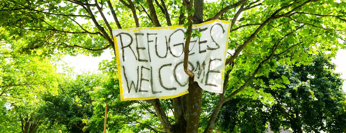 Refugees Slider
