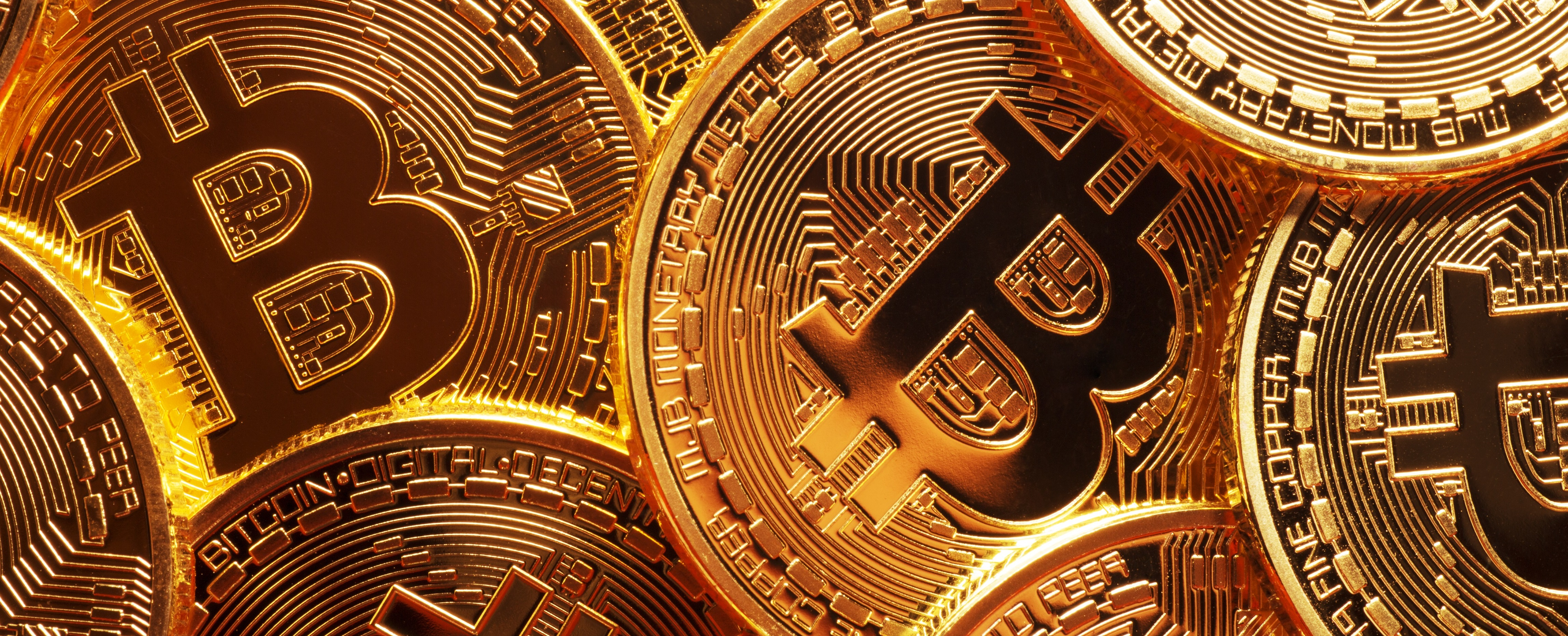 Bitcoins. Photo/Credit: skodonnell/iStock.com