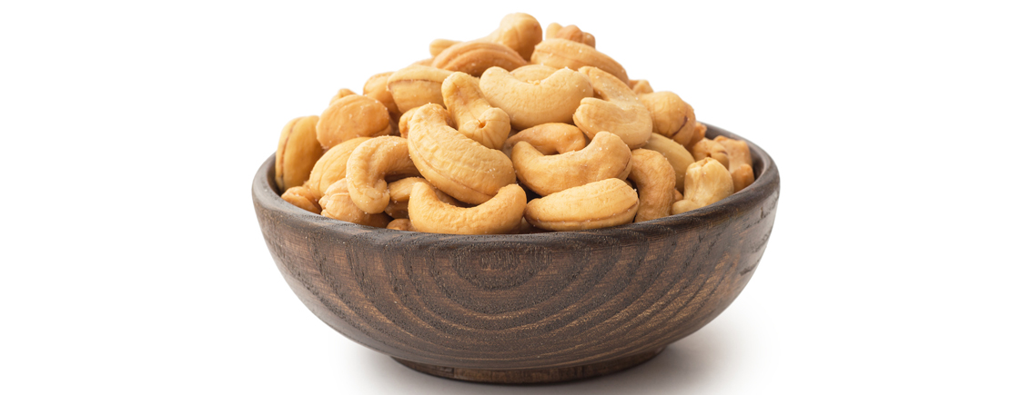 A bowl of cashew nuts inspired Thaler to a thought experiment in behavioural economics. Picture/Credit: Altayb/iStock.com