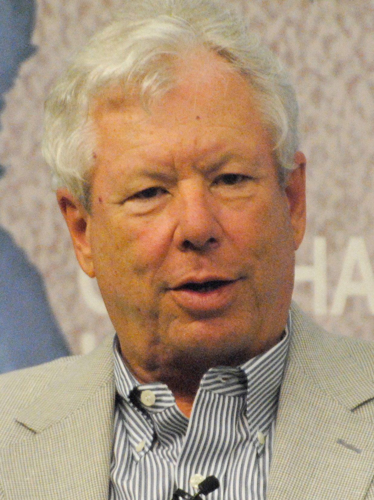 Richard H. Thaler. Picture/Credit: By Chatham House, CC BY 2.0