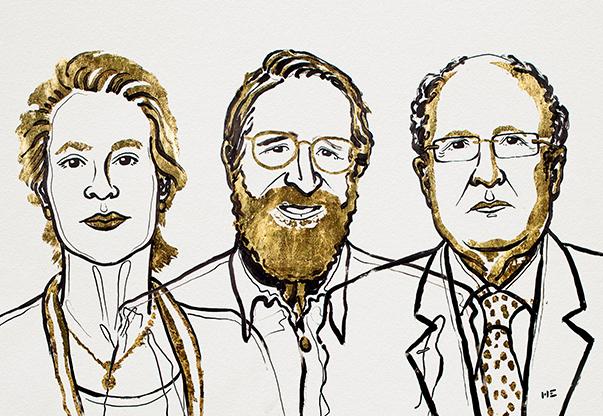 Nobel Prize in Chemistry | Lindauer Nobelpreisträgertagungen
