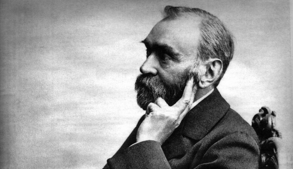 Alfred Nobel. Bild: Wikimedia commons