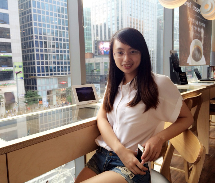 Jun Lou is coming all the way from China to get inspired by the Laureates and to meet fellow Young economists.