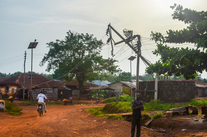 Broken infrastructure may endanger the future of Nigeria's power supply. Credit: jbdodane @ FlickR (licensed under Creative Commons).