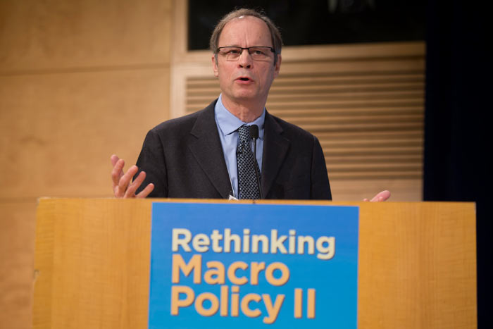 Tirole's research focuses on market power, regulation and game theory. Photo: IMF @ FlickR (licensed under Creative Commons).