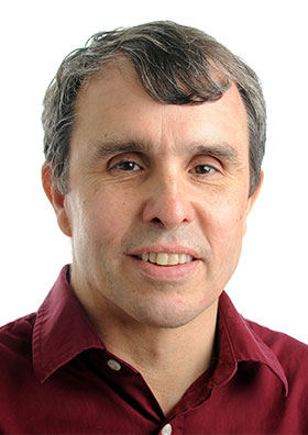 Eric Betzig received the 2014 Nobel Prize in Chemistry together with Hell. Photo: Matt Staley, HHMI