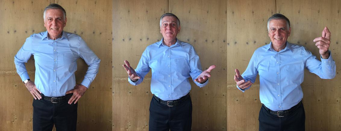 Five questions to a Nobel Laureate: Dan Shechtman