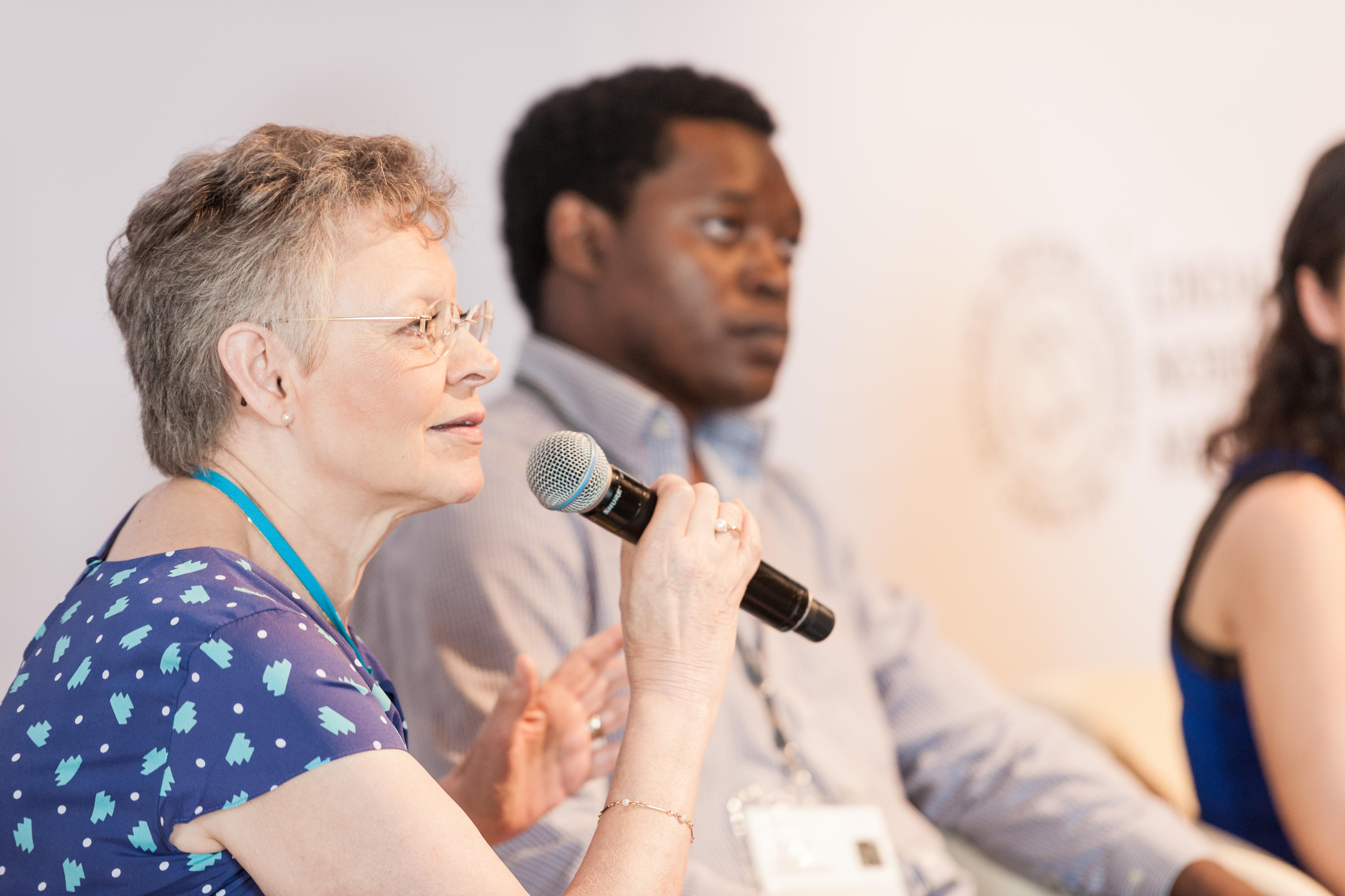 Foto: A. Schröder/Lindau Nobel Laureate Meetings