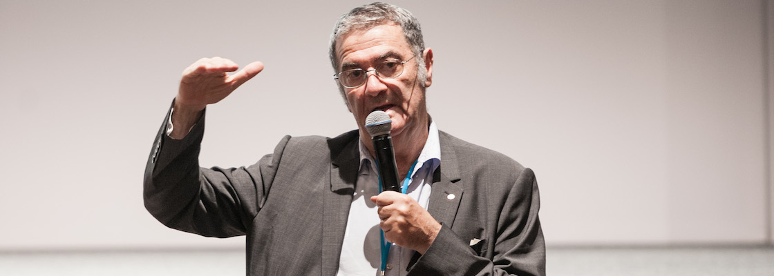 Serge Haroche im Jahr des Lichts