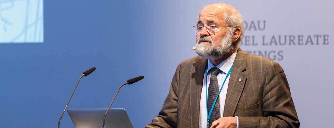 Erwin Neher: Ionenkanäle sind immer für eine Überraschung gut