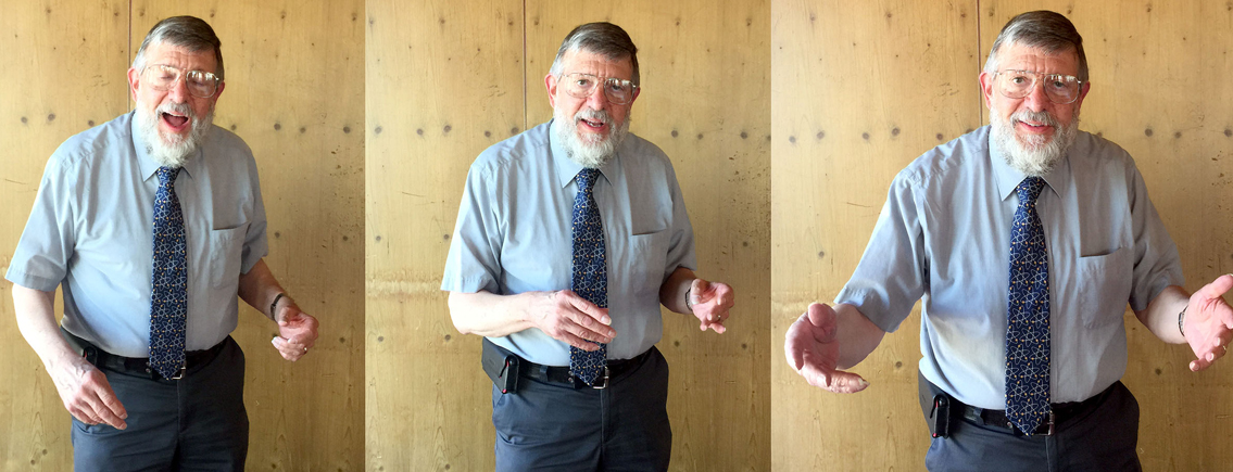 Five questions to a Nobel Laureate: William Phillips