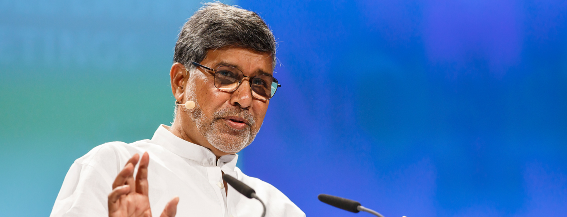 Interview: Kailash Satyarthi