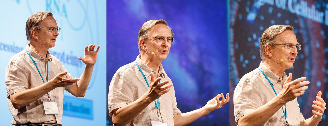 Five questions to a Nobel Laureate: Jack Szostak
