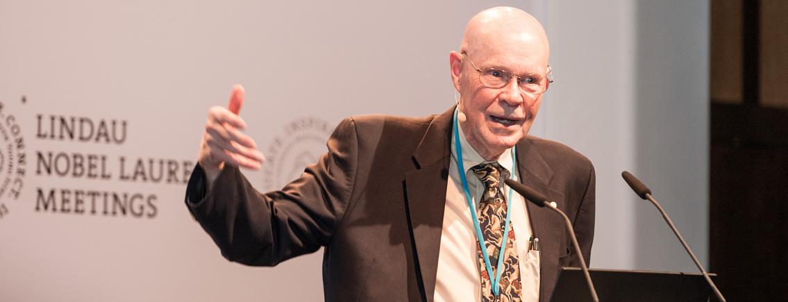 Robert Wilson und der Sturz eines Weltbildes
