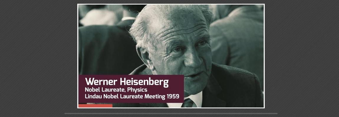 Neue Mini Lecture: Werner Heisenberg