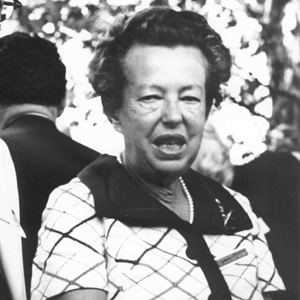 Goeppert-Mayer, Maria 1968
