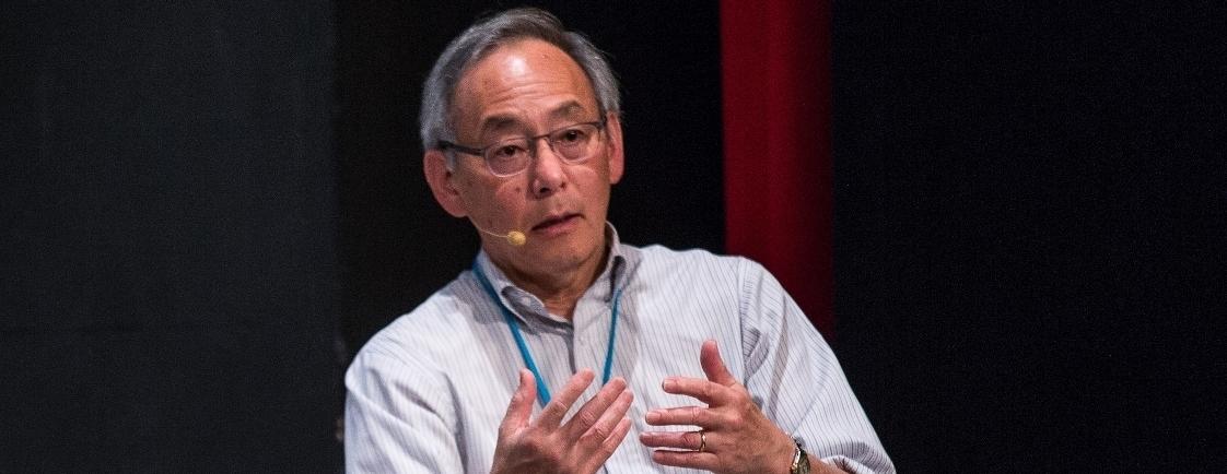 Die vielen Themen des Steven Chu