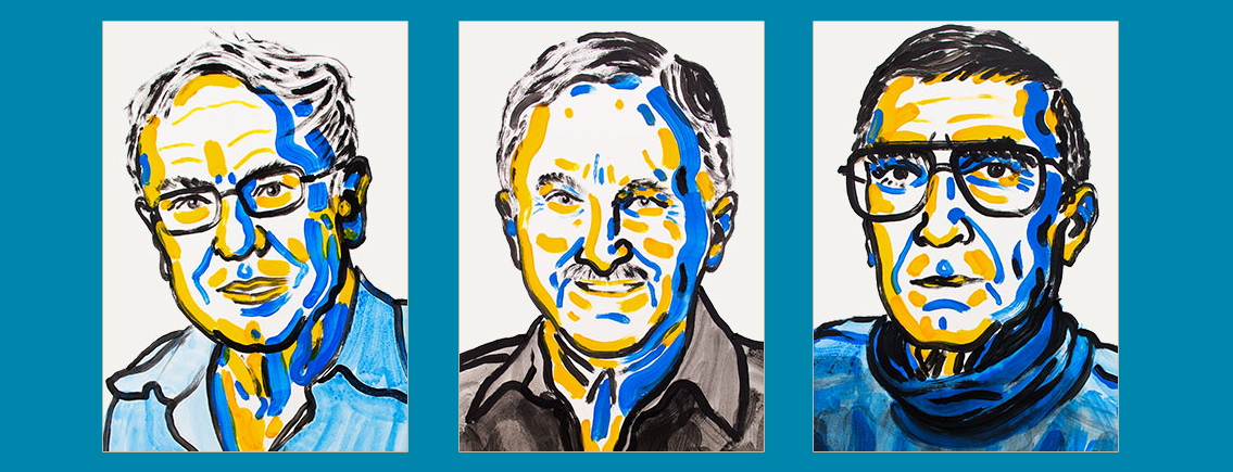 Nobel Prize in Chemistry 2015: The Tool Box for DNA Repair