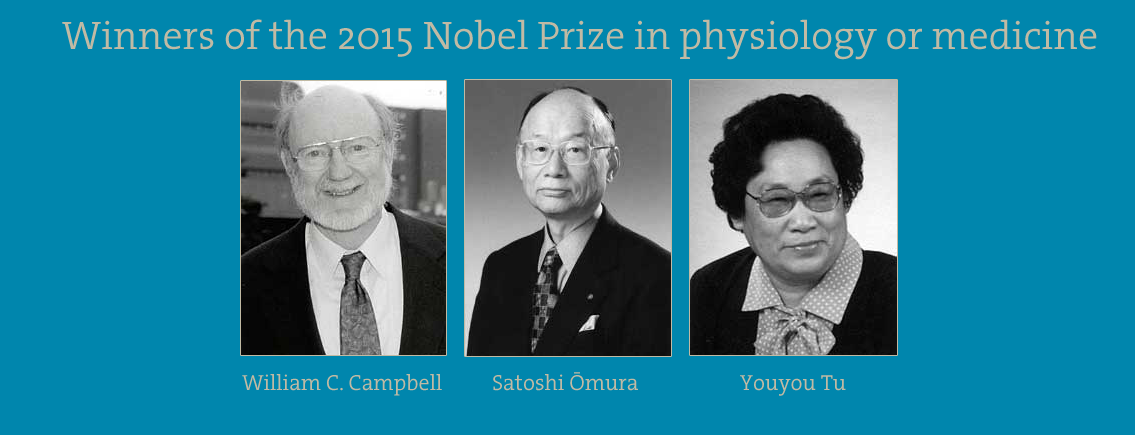 Nobel Prize 2015: The Fight Against Tropical Parasites