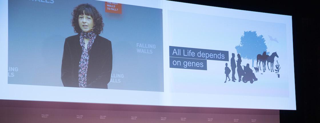 Gene-Editing mit CRISPR-Cas9