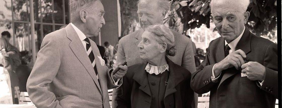 Lise Meitner – Berühmt ohne Nobelpreis