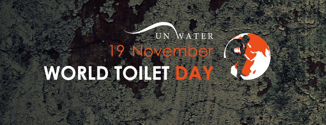 Kein Witz: Welttoilettentag, denn Toiletten retten Leben