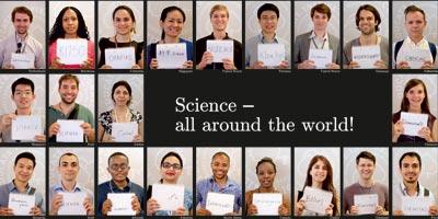 Fotoserie: Wissenschaft aus aller Welt