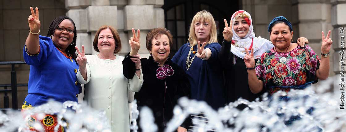 Nobel Women's Initiative – for Peace, Justice and Equality