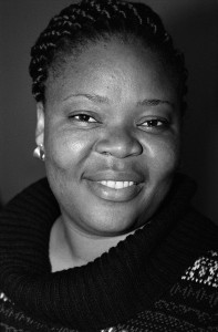 Leymah Gbowee, Credits: Peter Badge