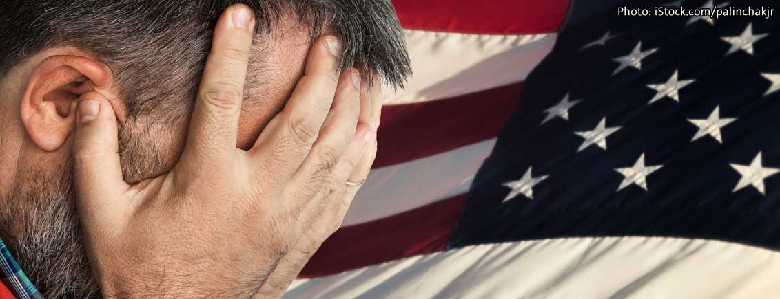 Economics: Why are white US middle-agers dying?