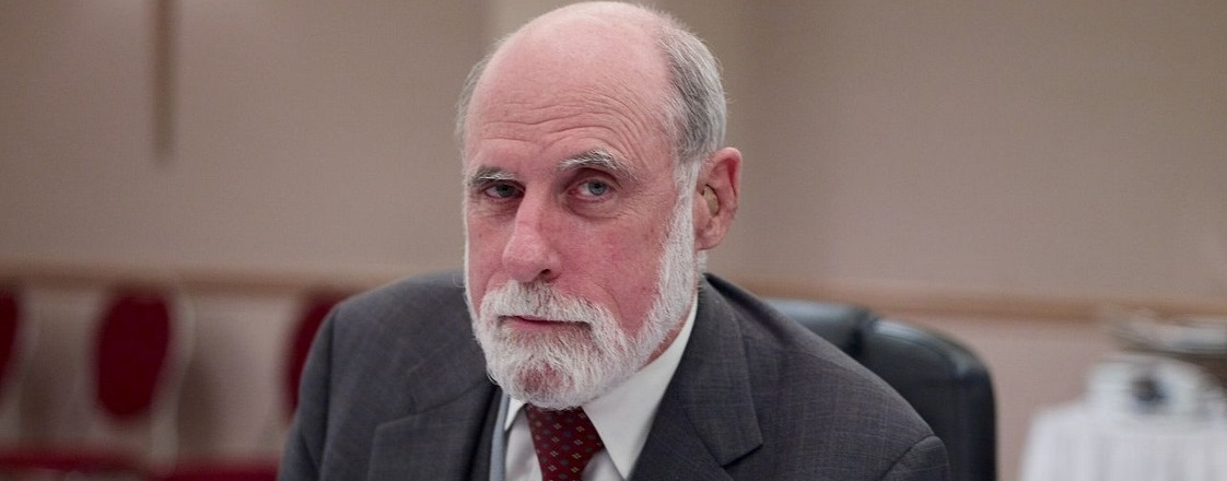 Vinton Cerf: From Internet to InterPlaNet