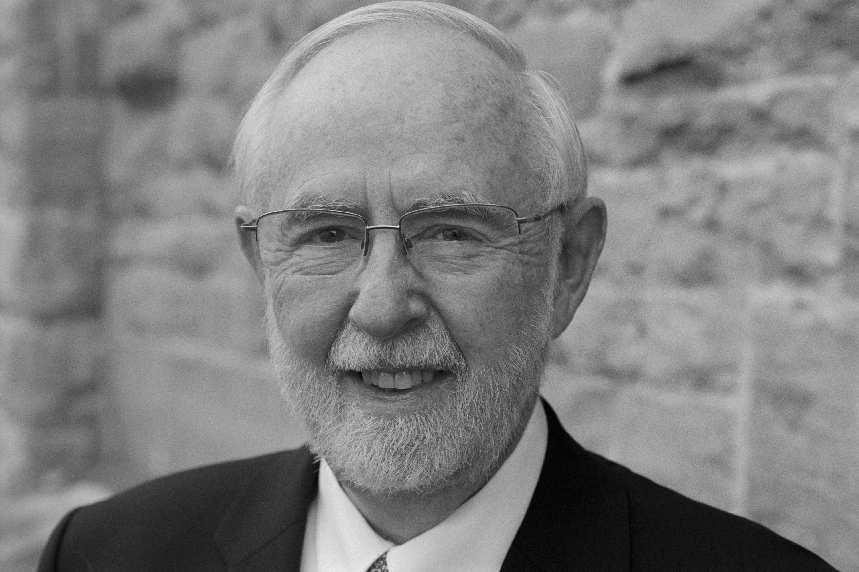 Arthur B. McDonald, Photo: Peter Badge/Typos1/Lindau Nobel Laureate Meetings