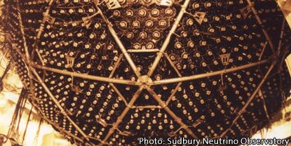 Die Neutrino-Fänger: Takaaki Kajita und Arthur B. McDonald