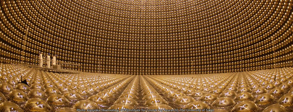 The Neutrino Catchers: Takaaki Kajita and Arthur B. McDonald
