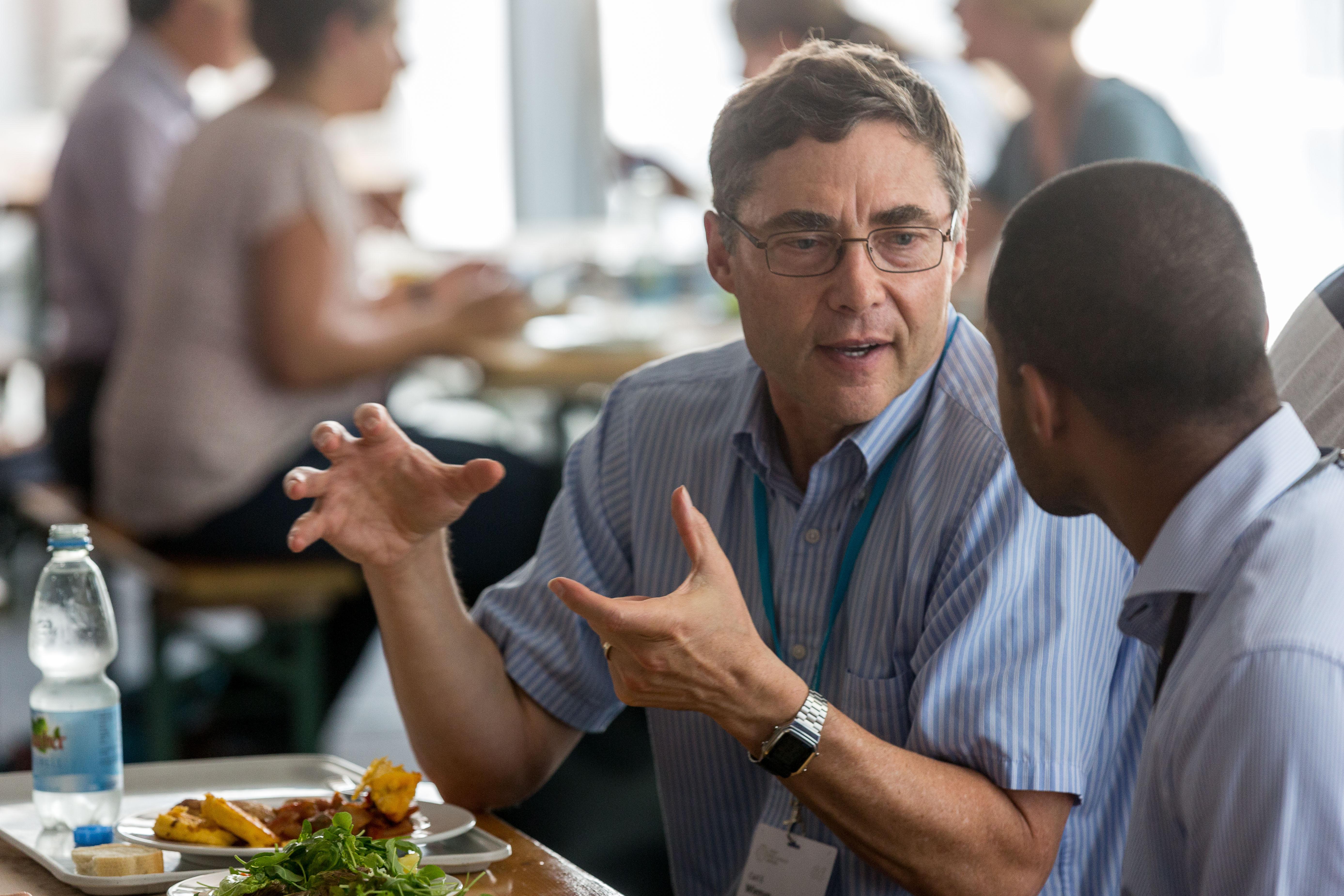 Ch. Flemming/Lindau Nobel Laureate Meetings